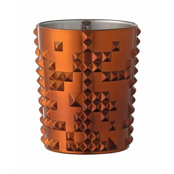 Pahar din cristal Nachtmann Punk, 348 ml, portocaliu