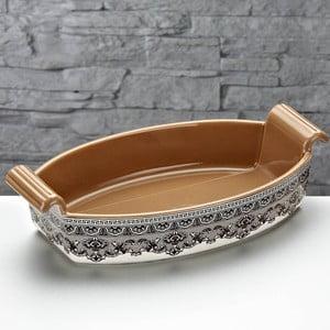 Oválná forma na pečení Luxury, 26x15 cm