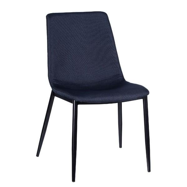 Tmavě modrá židle Simplicity