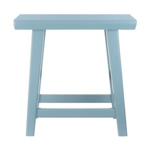 Scaun din lemnA Simple Mess Sid, albastru