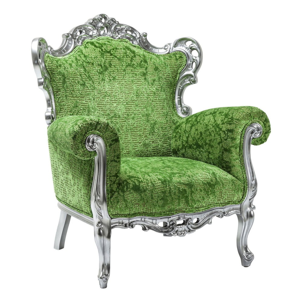 fotoliu kare design posh verde bonami. Black Bedroom Furniture Sets. Home Design Ideas