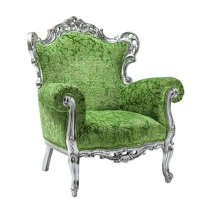 Fotoliu Kare Design Posh, verde