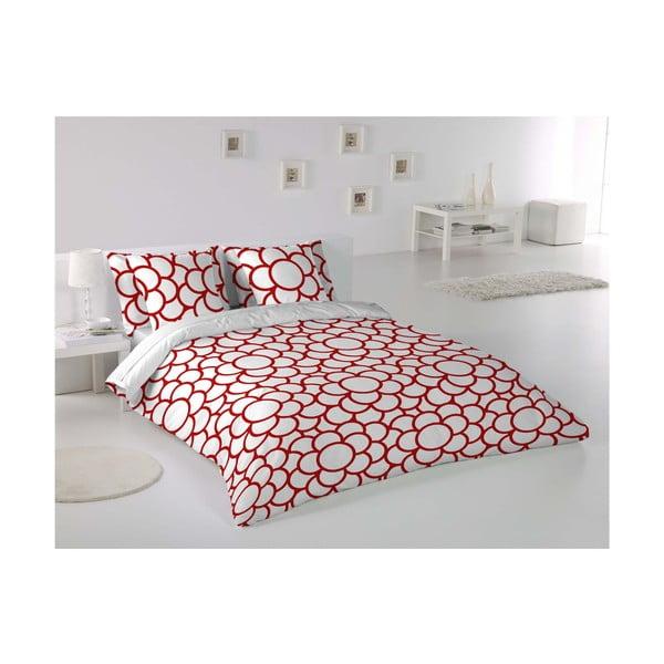 Povlečení Nordico Rojo, 200x200 cm