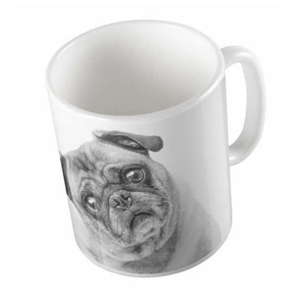 Keramický hrnek Piggy Dog, 330 ml