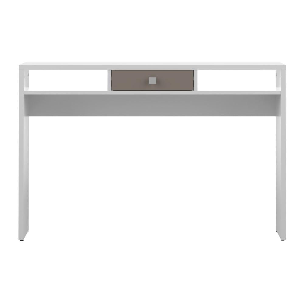 Bílý konzolový stolek TemaHome Pure TemaHome