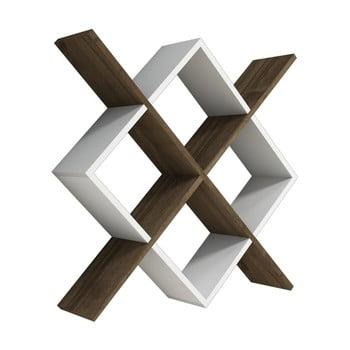 Raft de perete Semo, alb de la Puqa Design