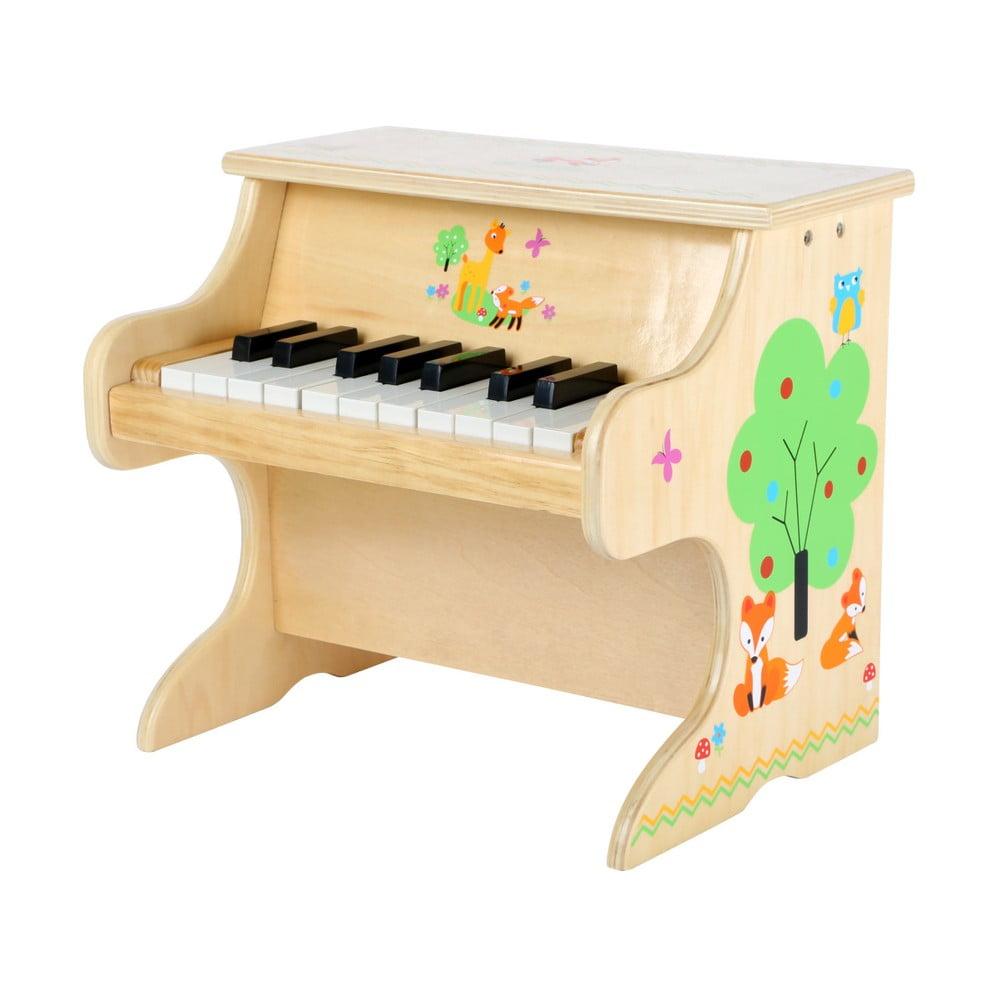 Dětské dřevěné piáno Legler Little Fox
