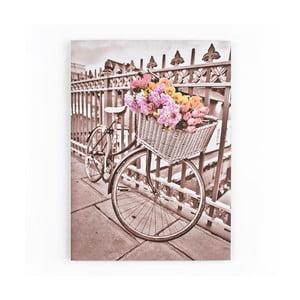 Tablou Graham & Brown Bicycle, 50 x 70 cm