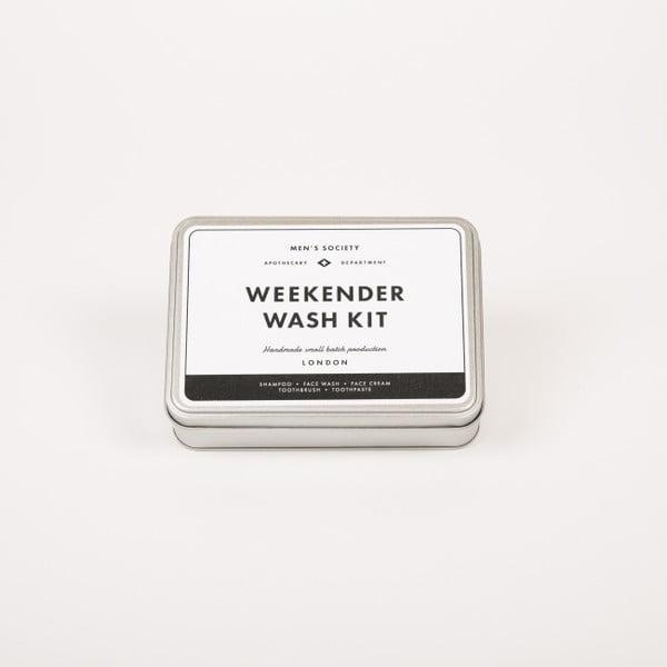Kit pentru igienă Men's Society Weekender