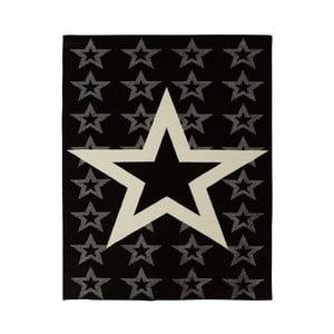 Dětský černý koberec Hanse Home Star, 140x200cm
