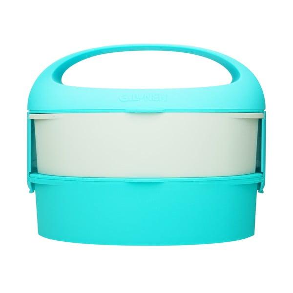 Svačinová krabička Bento G.Lunch Curacao Blue