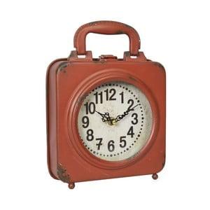 Stolní hodiny Antic Line Valisette Rouge