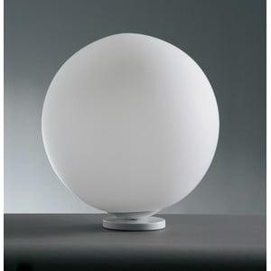 Stolní lampa, matné sklo