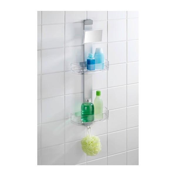 Závěsná koupelnová polička Wenko Ablagen, 105 cm