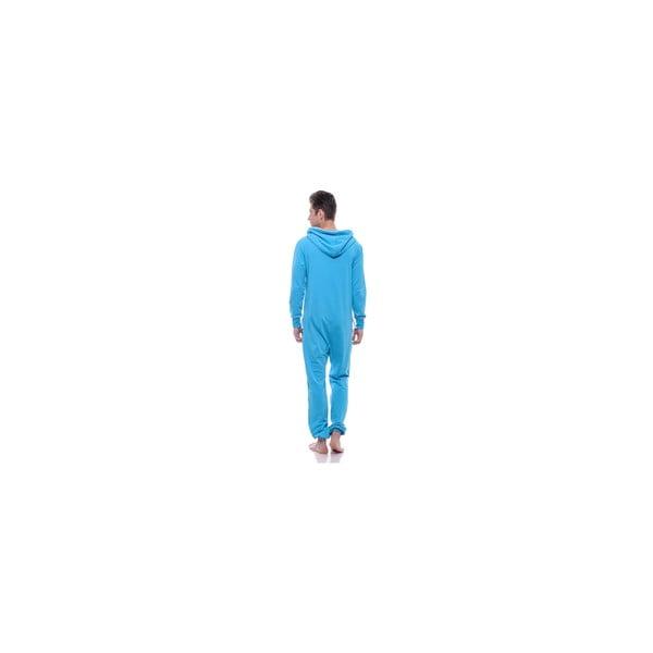 Unisex domácí overal Streetfly Thin Sky Blue, vel. M