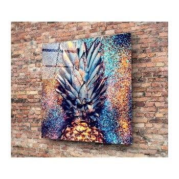 Tablou din sticlă Insigne Ines, 40 x 40 cm