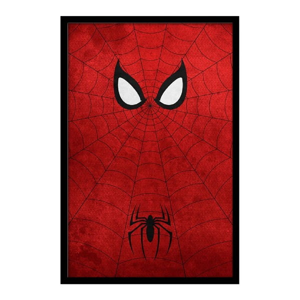 Plakát Spiderman, 35x30 cm