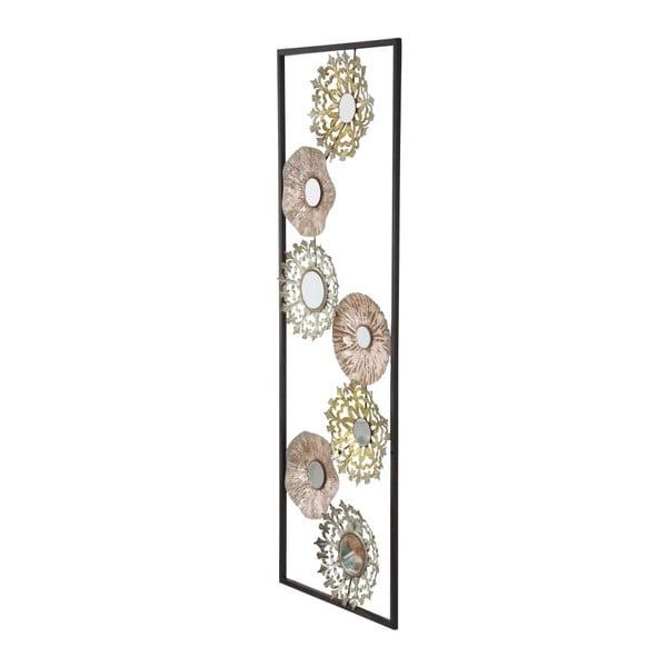Kovová nástěnná dekorace Mauro Ferretti Gliss, délka90 cm