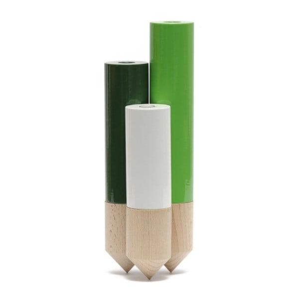 Váza Pik Green