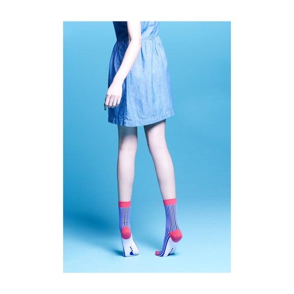 Ponožky Portia Magenta Ankle, vel. 39-42