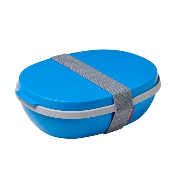 Cutie pentru prânz Rosti Mepal Ellipse, albastru