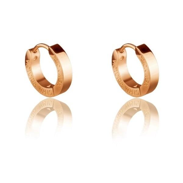 Juliette aranyszínű orvosi fém fülbevaló - Victoria Walls