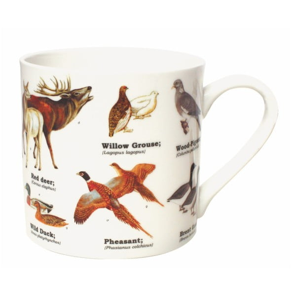 Cană Gift Republic Wild Animals Multi