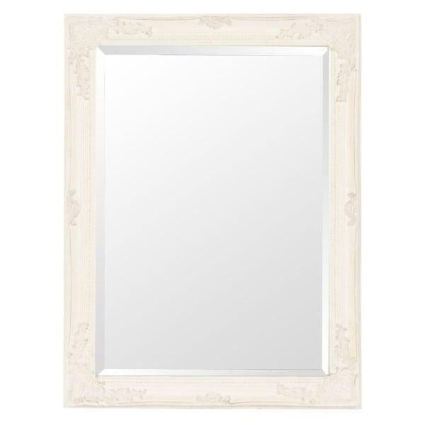 Nástěnné zrcadlo Miro Bianco, 62x82 cm