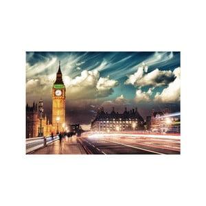 Obraz Londýn, 100x70 cm