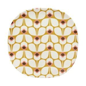 Velký talíř Orla Kiely Wallflower Candy