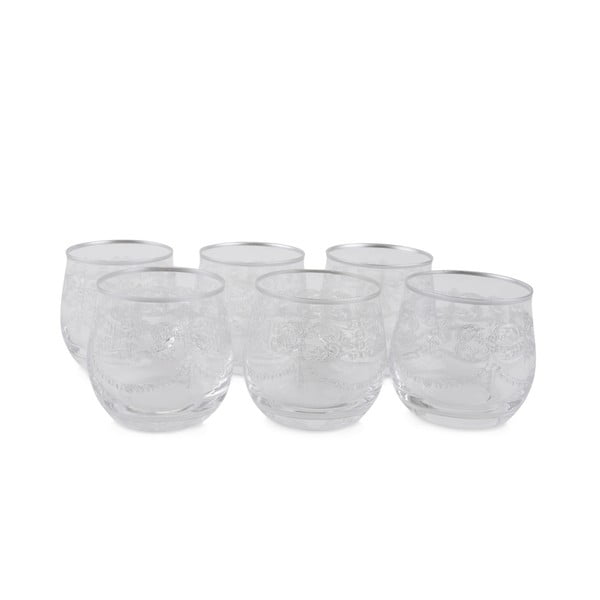 Zestaw 6 szklanek Filothei
