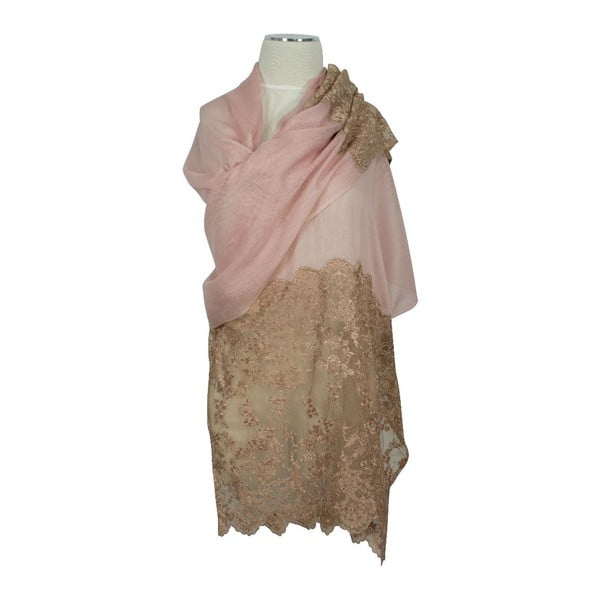 Šátek Romy Rosé