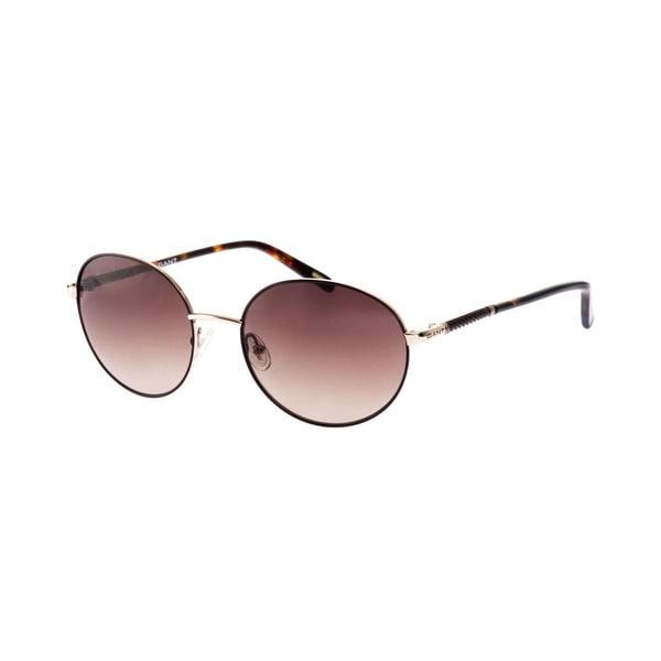 Dámské sluneční brýle GANT Oval Brown Gold