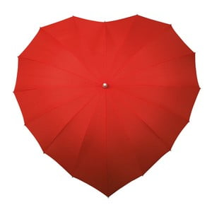 Umbrelă Ambiance Couer Rouge