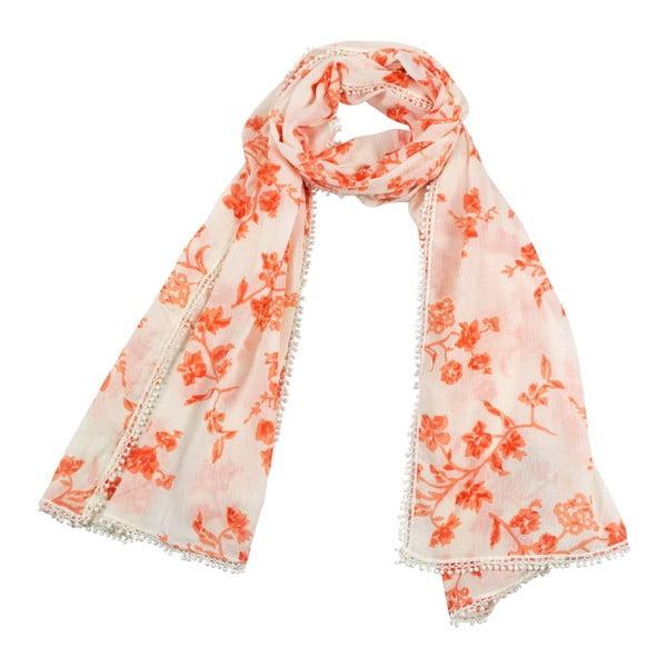 Bavlněný šátek Shirin Sehan - Noemi Nectarine