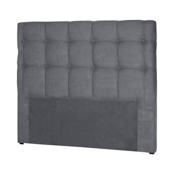 Tăblie pentru pat tella Cadente Maison Planet, 160 x 118 cm, gri de la Stella Cadente Maison