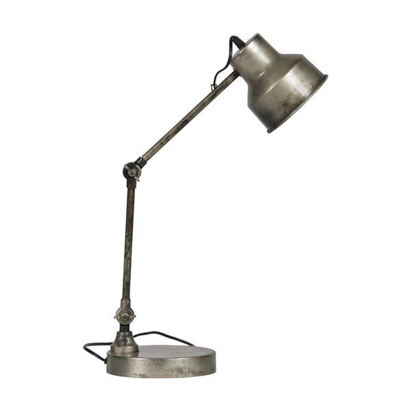 Hector ezüstszínű állólámpa, magasság 66 cm - WOOOD