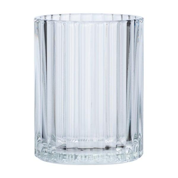 Suport sticlă pentru periuțe de dinți Wenko Vetro