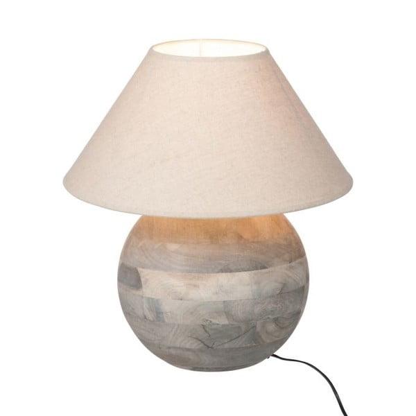 Stolní lampa Barn Grey, 59 cm