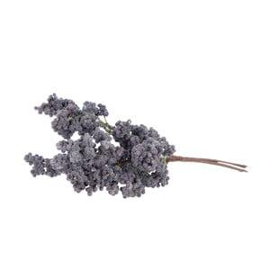 Dekorace Berries Frosted Dark, 25 cm