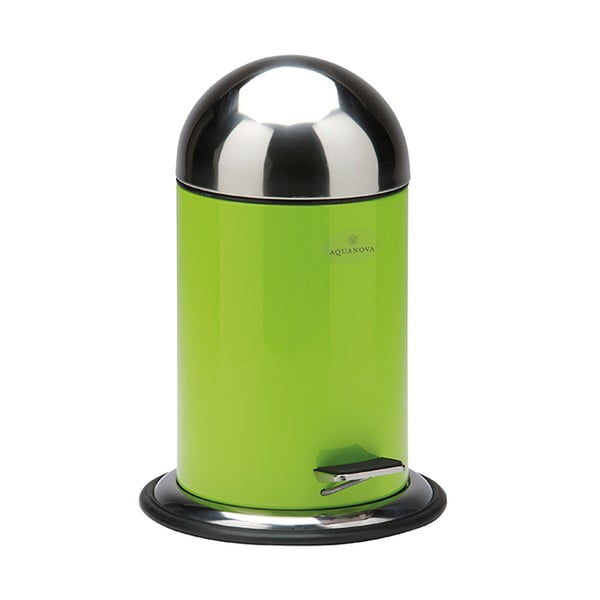 Odpadkový koš Taco 3 l, zelený