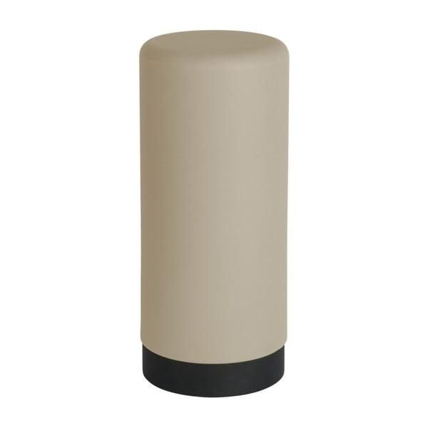 Brązowy silikonowy dozownik do mydła w płynie Wenko Easy Squeez-e