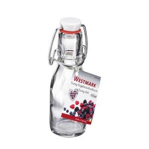 Skleněná lahev s uzávěrem Westmark, 100 ml