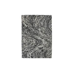 Koberec Inca Black, 120x170 cm