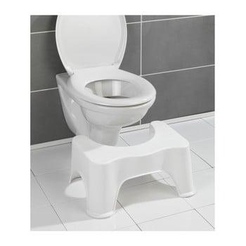 Scăunel pentru toaletă Wenko Secura, 20 x 48 cm imagine