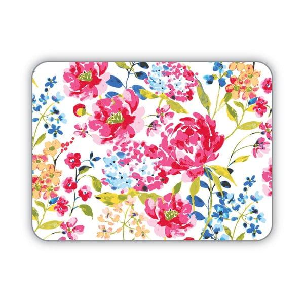 Sada 4 prostírání Cooksmart England Floral Romance