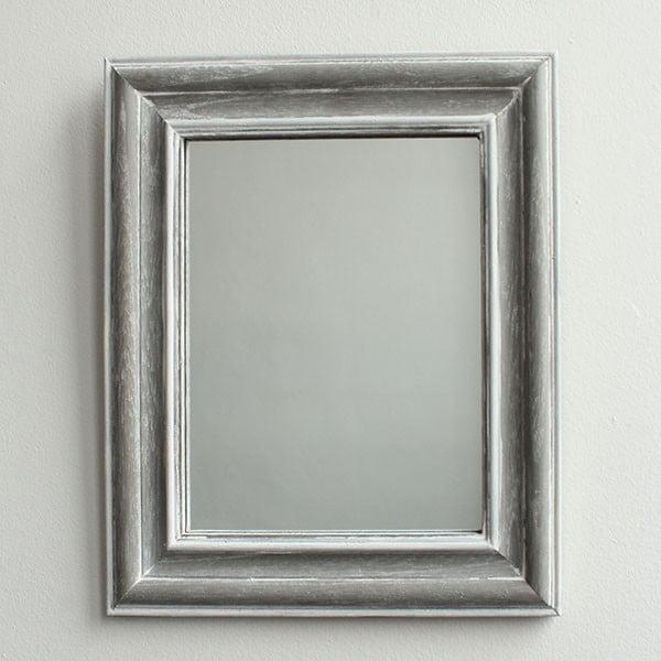 Zrcadlo Grey Days, 39x34 cm