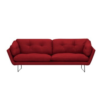 Canapea Windsor & Co Sofas Comet, roşu imagine