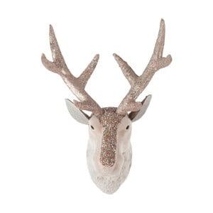 Třpytivá jelení hlava J-Line