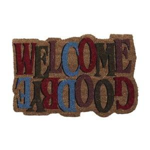 Rohožka Goodby Welcome, 40x70 cm